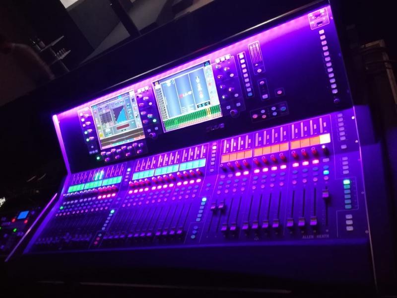 Montaggio, allestimento e calibrazione di impianti audio