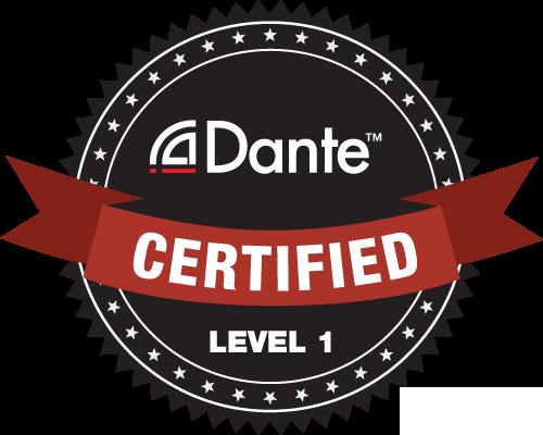 Certificazione DANTE Lvl. 1