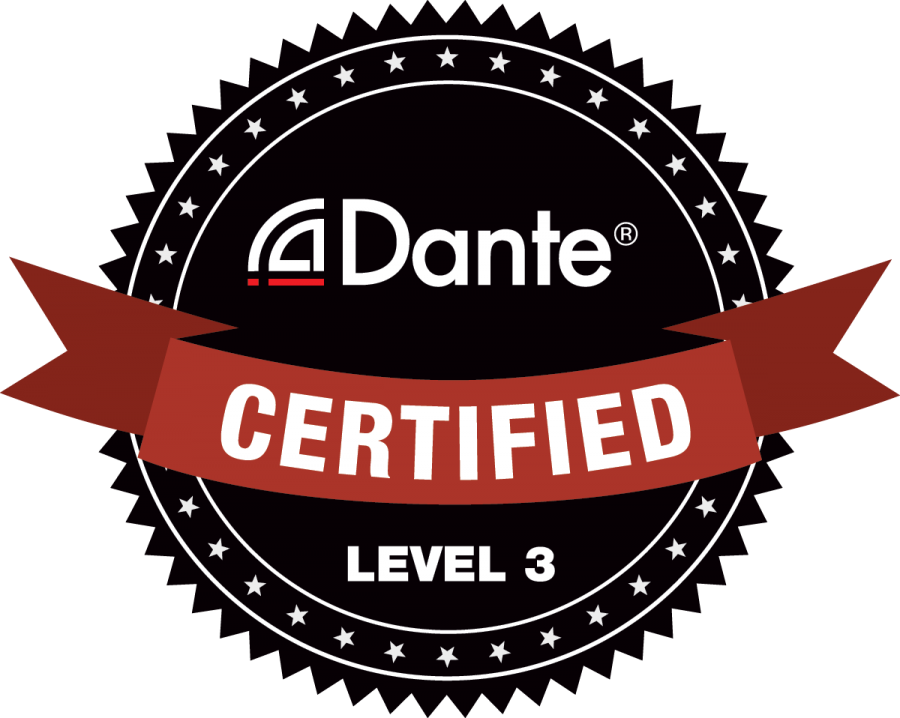 Certificazione DANTE Lvl. 3